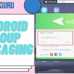 Airdroid Group Messaging