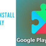 How do I install Google Play services