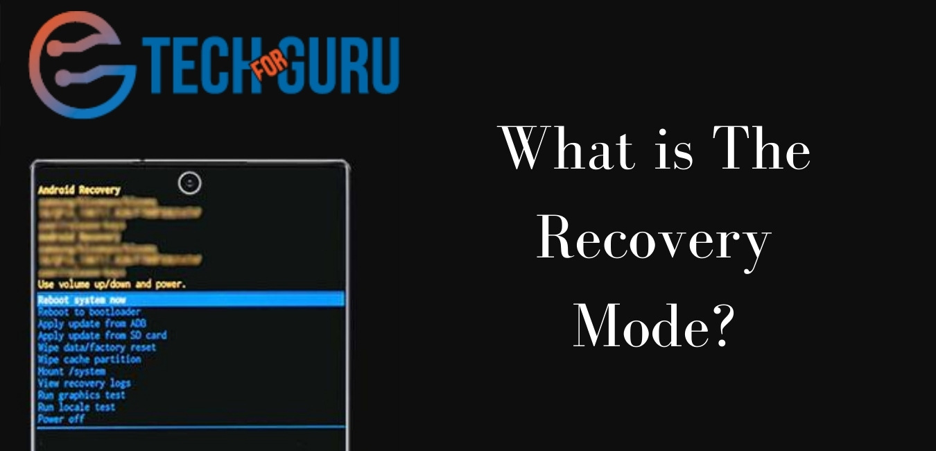 What is The Recovery Mode?