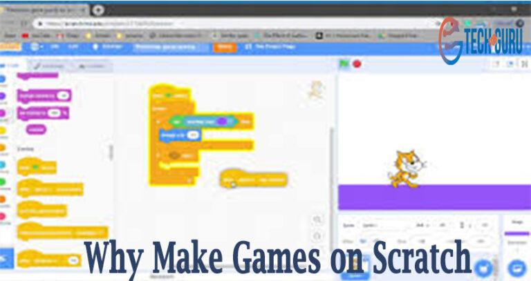 Make Games on Scratch