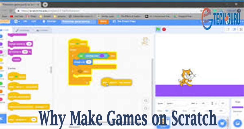 Make Games on Scratch