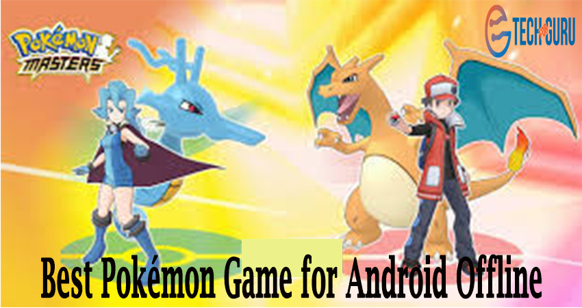 Pokémon Game for Android Offline