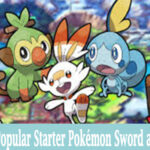 Starter Pokémon Sword and Shield