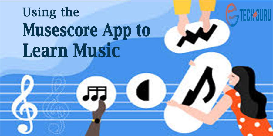 Musescore App to learn Music