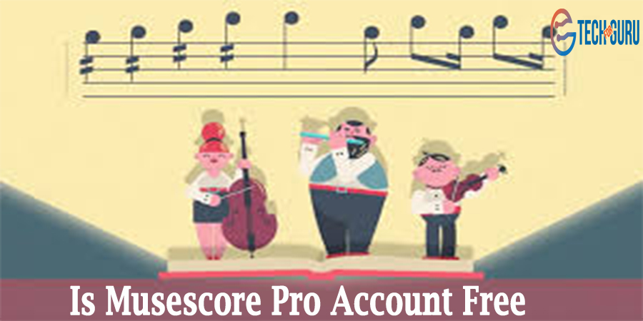 Is Musescore Pro Account Free