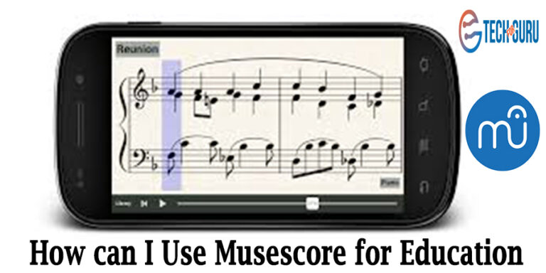 Use Musescore for Education
