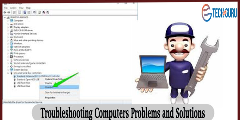 Computers Problems and Solutions