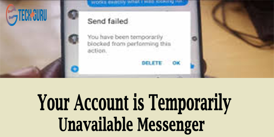 Account is Temporarily Unavailable