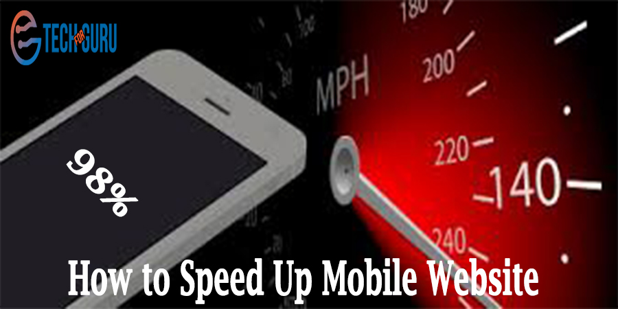 Speed Up Mobile Website