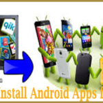 Install Android Apps from PC