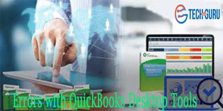 QuickBooks Desktop Tools