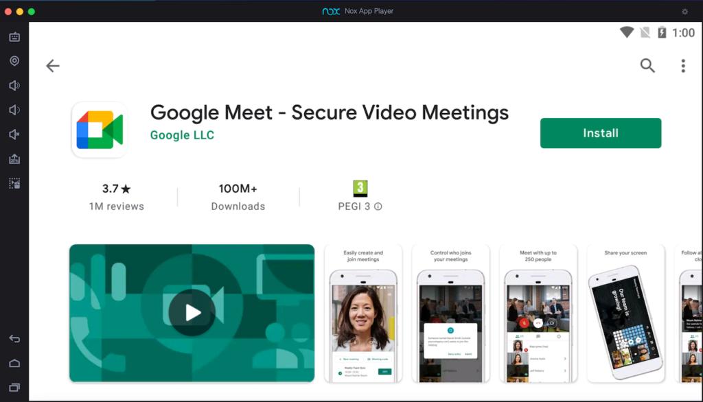 download-google-meet-for-pc-using-nox-emulator