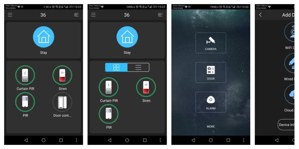 gdmss-lite-app-features